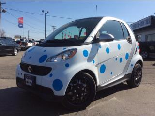 Used 2014 Smart fortwo pure #BLUETOOTH AC for sale in Sarnia, ON