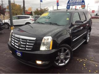 Used 2011 Cadillac Escalade LUXURY for sale in Sarnia, ON