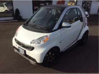 Used 2014 Smart fortwo pure #CHEAPONFUEL for sale in Sarnia, ON