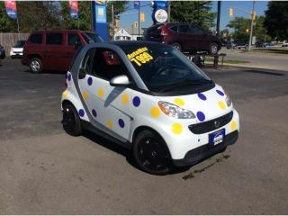 Used 2014 Smart fortwo pure #BLUETOOTH AC!!! for sale in Sarnia, ON