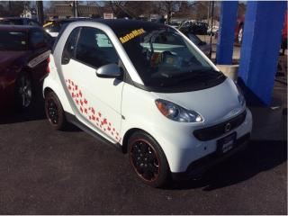 Used 2014 Smart fortwo pure #RELIABLE & FUN! for sale in Sarnia, ON