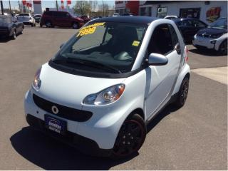 Used 2014 Smart fortwo - for sale in Sarnia, ON
