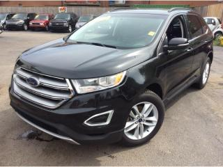 Used 2015 Ford Edge SEL for sale in Sarnia, ON