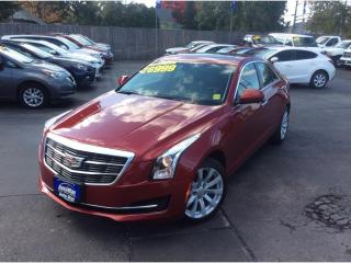 Used 2017 Cadillac ATS 2.0L Turbo for sale in Sarnia, ON