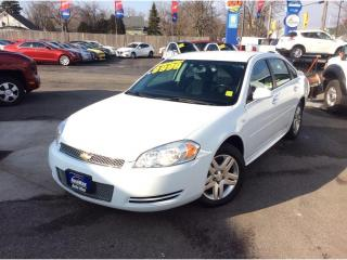 Used 2013 Chevrolet Impala LT for sale in Sarnia, ON