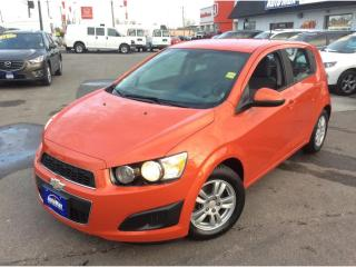 Used 2012 Chevrolet Sonic LS for sale in Sarnia, ON