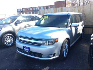 Used 2014 Ford Flex limited for sale in Sarnia, ON