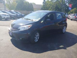 Used 2014 Nissan Versa Note 1.6 S for sale in Sarnia, ON