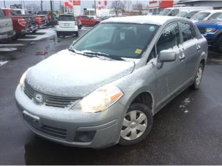 Used 2009 Nissan Versa 1.6S for sale in Sarnia, ON