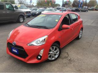 Used 2016 Toyota Prius C for sale in Sarnia, ON