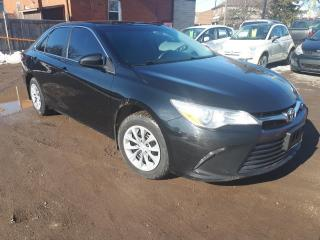 Used 2015 Toyota Camry LE for sale in Oshawa, ON