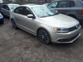 Used 2013 Volkswagen Jetta Sedan 4dr 2.5L Auto Highline for sale in Oshawa, ON