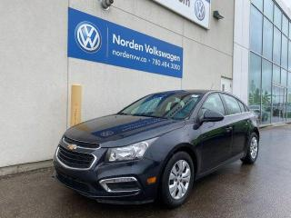 Used 2016 Chevrolet Cruze Limited LT AUTO - LOW KMS! for sale in Edmonton, AB