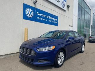 Used 2016 Ford Fusion SE - BACKUP CAM / HEATED SEATS / ALLOYS for sale in Edmonton, AB