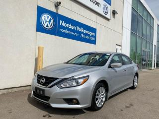 Used 2017 Nissan Altima 2.5 S AUTO - PWR PKG for sale in Edmonton, AB