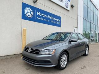 Used 2017 Volkswagen Jetta Sedan WOLFSBURG EDITION - SUNROOF / HEATED SEATS for sale in Edmonton, AB