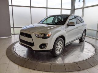 Used 2015 Mitsubishi RVR SE AWD for sale in Edmonton, AB