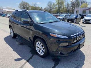 Used 2015 Jeep Cherokee Latitude 4dr FWD Sport Utility for sale in Brantford, ON