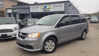 Used 2013 Dodge Grand Caravan SXT Stow & Go for sale in Etobicoke, ON