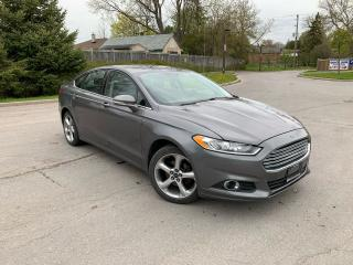 Used 2014 Ford Fusion SE for sale in Ajax, ON