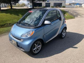 Used 2011 Smart fortwo PASSION for sale in Cambridge, ON