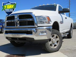 Used 2016 RAM 2500 SLT for sale in St. Thomas, ON