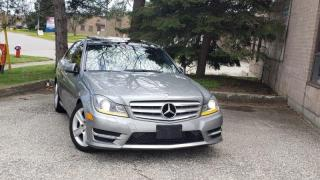 Used 2012 Mercedes-Benz C 300 4 Matic for sale in Brampton, ON