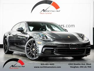 Used 2018 Porsche Panamera 4 E-Hybrid|Navigation|360 Cam|Soft Close Doors|Pano Roof for sale in Vaughan, ON