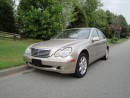Used 2002 Mercedes-Benz C240 + $ 150 DOC FEE for sale in Surrey, BC