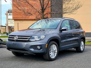 Used 2016 Volkswagen Tiguan COMFORTLINE for sale in Drummondville, QC