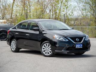 Used 2017 Nissan Sentra 1.8 S One Owner | Local Trade-In for sale in St Catharines, ON