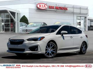 Used 2017 Subaru Impreza 2.0i Sport Package for sale in Burlington, ON