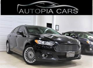 Used 2016 Ford Fusion 4dr Sdn Titanium AWD for sale in North York, ON