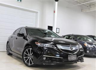 Used 2015 Acura TLX 4dr Sdn FWD V6 Elite for sale in North York, ON