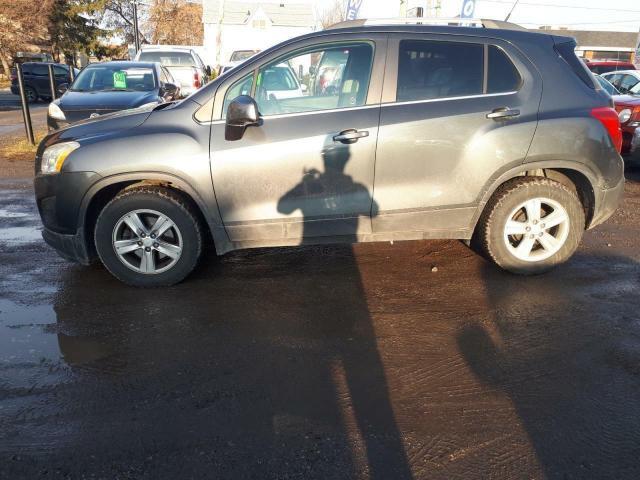 2014 Chevrolet Trax FWD 4DR LT W/1LT
