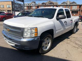 Used 2012 Chevrolet Silverado 1500 LT for sale in Hamilton, ON
