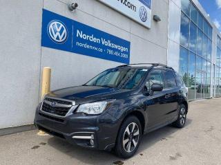 Used 2017 Subaru Forester i Touring 4dr AWD Sport Utility for sale in Edmonton, AB