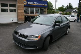 Used 2013 Volkswagen Jetta TRENDLINE+ for sale in Nepean, ON