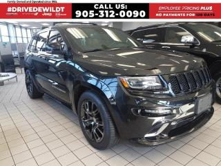 Used 2016 Jeep Grand Cherokee SRT | 4X4 | EXT WARRANTY | PANO ROOF | NAV | for sale in Hamilton, ON