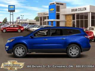 Used 2015 Chevrolet Traverse LS for sale in St Catharines, ON