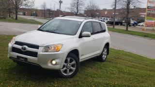 Used 2011 Toyota RAV4 4WD 4dr I4 Limited for sale in Brampton, ON