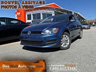 Used 2016 Volkswagen Golf 3 Portes 1.8 TSI Trendline, Automatique for sale in Sherbrooke, QC