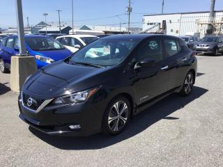 Used 2019 Nissan Leaf SV à hayon for sale in Beauport, QC