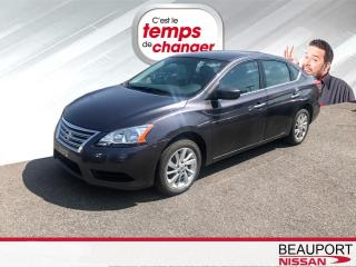 Used 2015 Nissan Sentra Berline 4 portes, CVT SV for sale in Beauport, QC