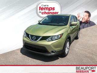 Used 2018 Nissan Qashqai SV TI CVT for sale in Beauport, QC