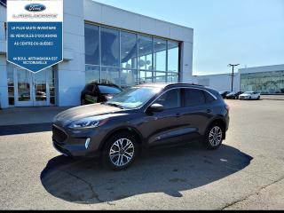 Used 2020 Ford Escape for sale in Victoriaville, QC