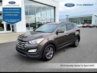 Used 2014 Hyundai Santa Fe Sport AWD, 2.4L Premium for sale in Victoriaville, QC
