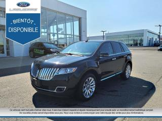 Used 2013 Lincoln MKX Cuir Toit Nav Full for sale in Victoriaville, QC