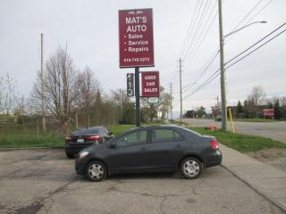 Used 2011 Toyota Yaris for sale in Waterloo, ON