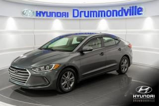 Used 2017 Hyundai Elantra GL + GARANTIE + CAMERA + CARPLAY + MAGS for sale in Drummondville, QC